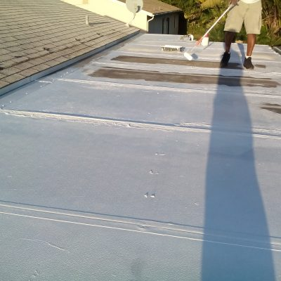 Insulated Roof Waterproofing